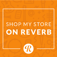 Shop My Store on Reverb