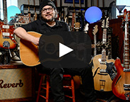 Jeff Tweedy on Reverb